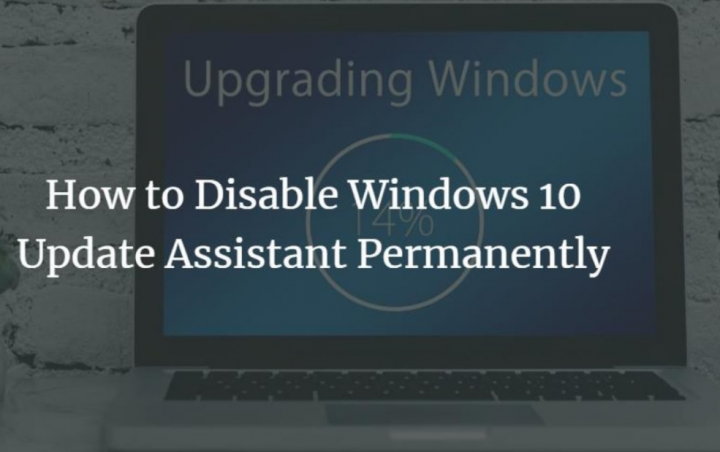 Windows 10 Update Assistant Permanently