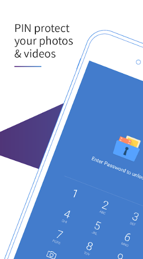 Android Password Protect Folder