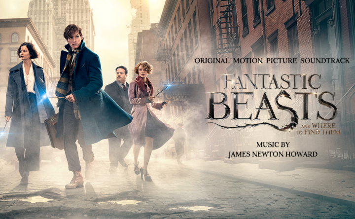 Fantastic Beasts and where to find them on netflix