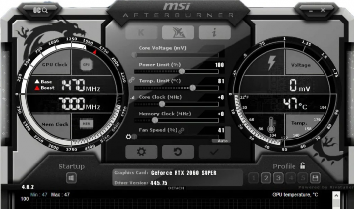 MSI Afterburner Not Working On Windows 10