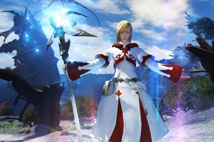 Play FF14 Online
