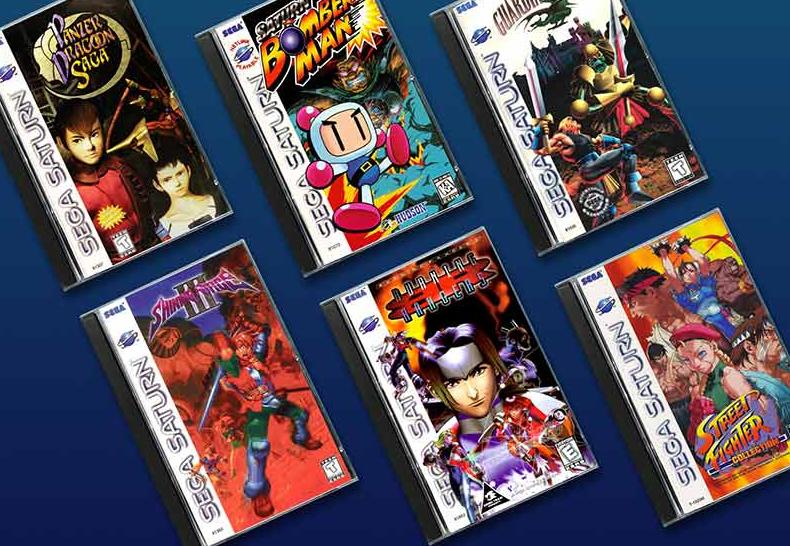 Sega Saturn Games In Retroarch