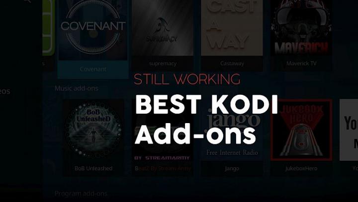 Tamil Kodi Add-ons