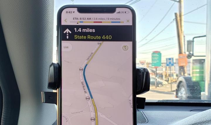Traffic On Google Maps