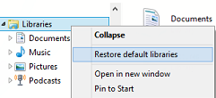 documents library ms is no longer working