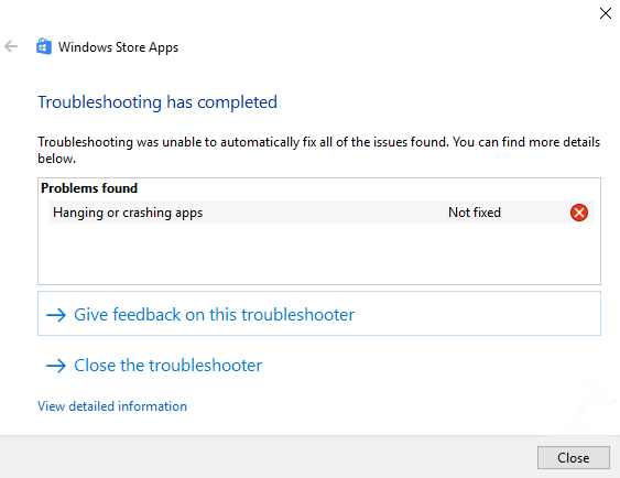 how to fix hanging or crashing apps