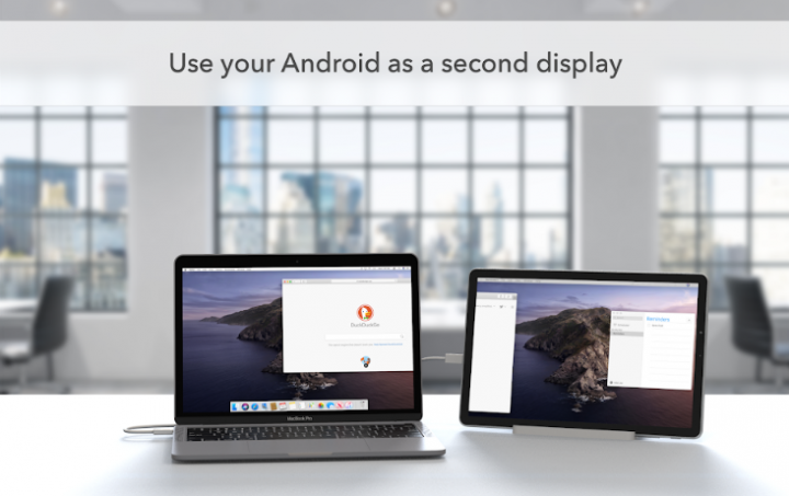 tablet as monitor