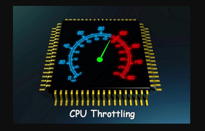 CPU Throttling