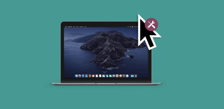 Hide Pointer On MacOS