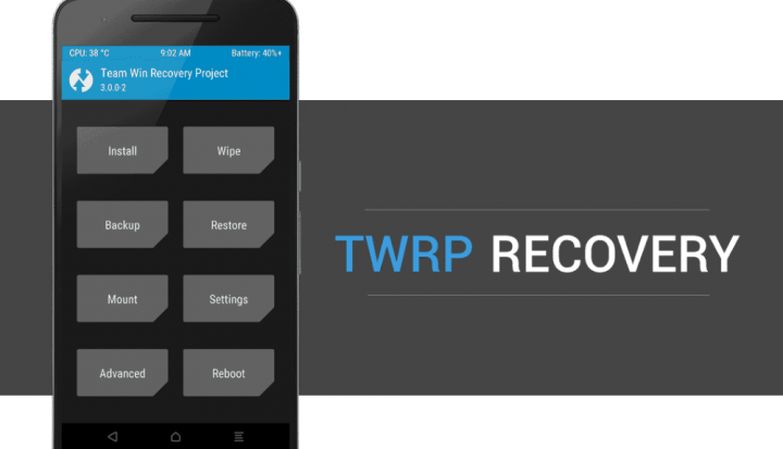 TWRP Recovery On Lg Stylo 2