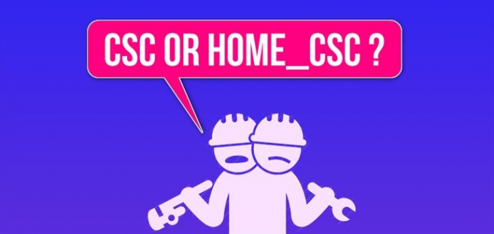 CSC And Home_CSC