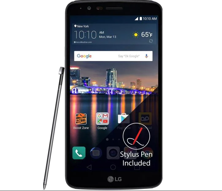 Custom ROM For LG Stylo 3 Plus