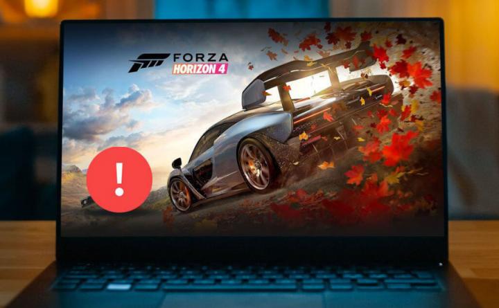 Forza Horizon 4 Crashing on PC