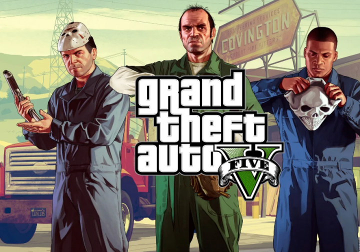 GTA 5 Online Rockstar Game Services Are Unavailable