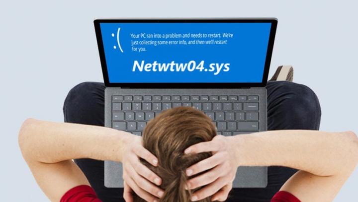 Netwtw06.sys Failed Error