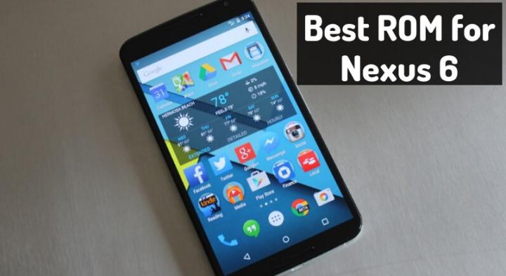 Nexus 6 Custom ROM
