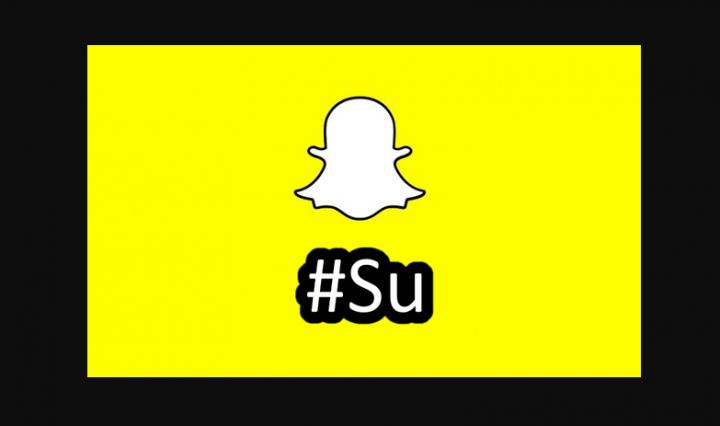 S/U in Snapchat