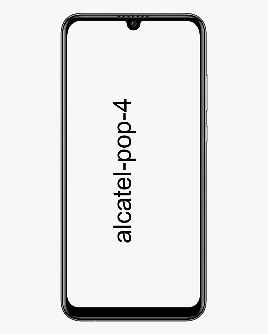 Alcatel Pop 4+