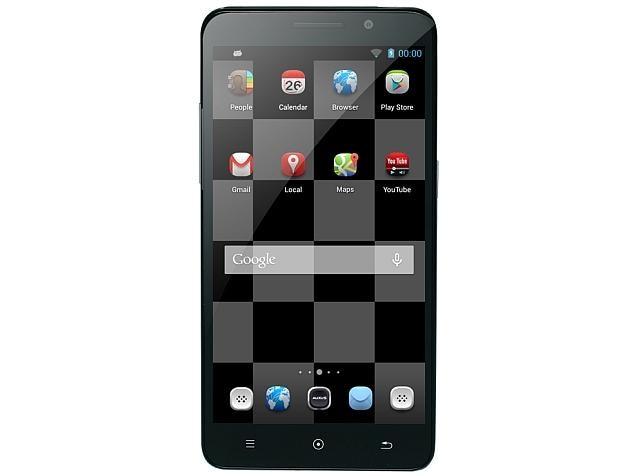iBerry Auxus Nuclea X