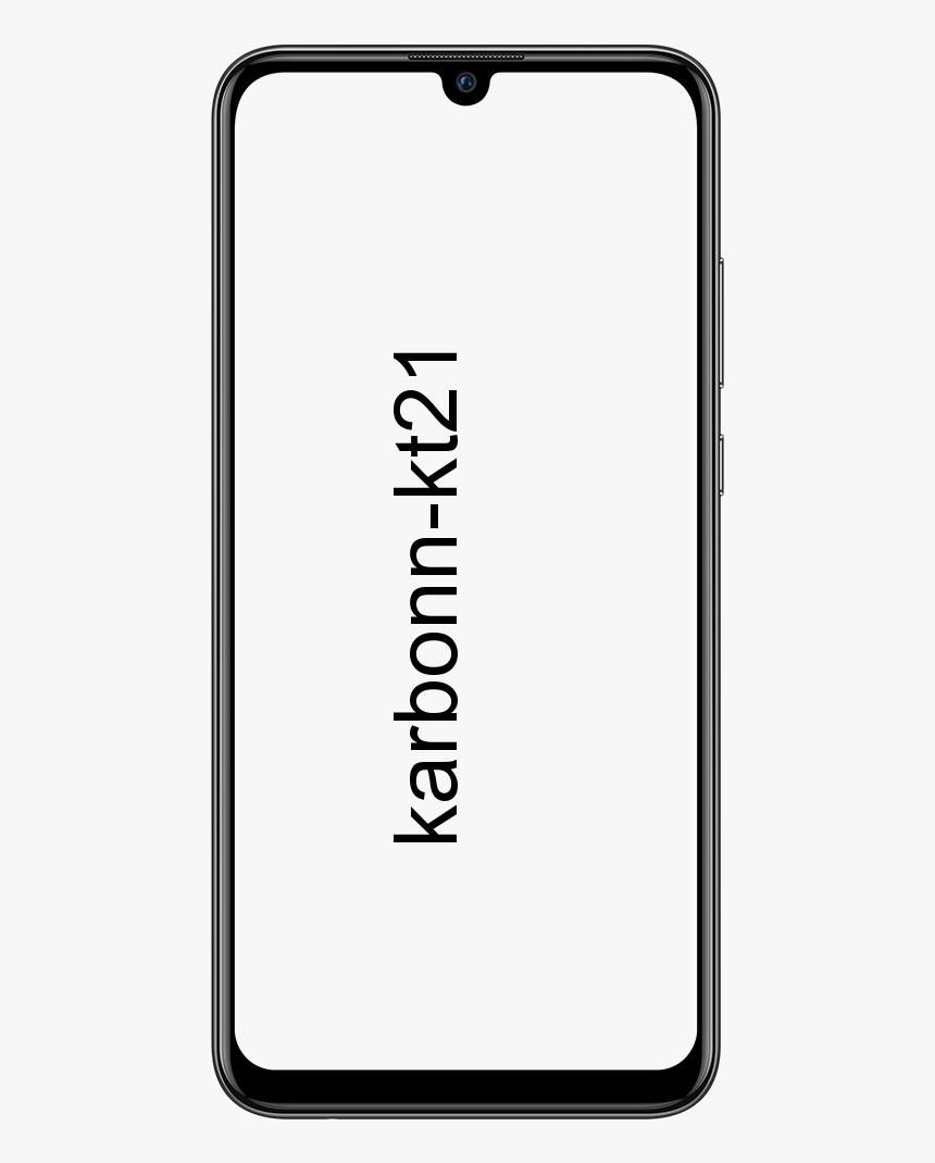 Karbonn KT21