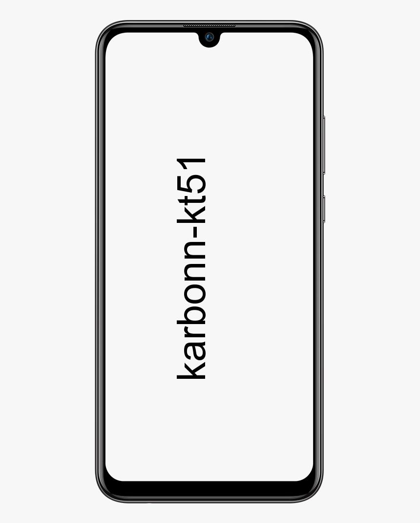 Karbonn KT51