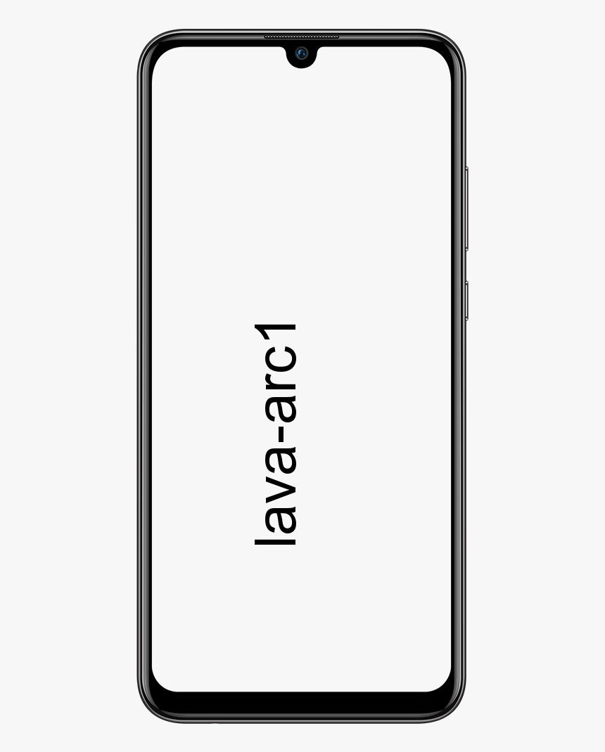 Lava ARC1 +