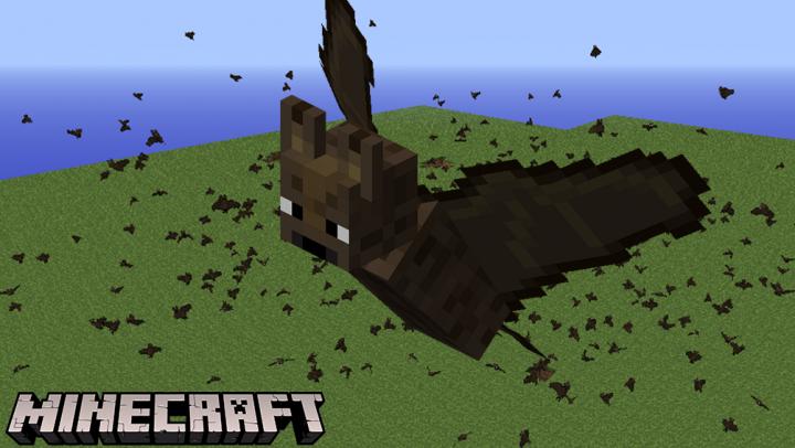 minecraft kill all bats