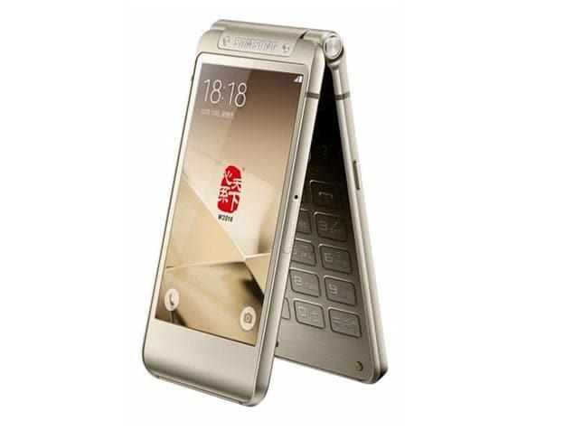 Samsung W2016