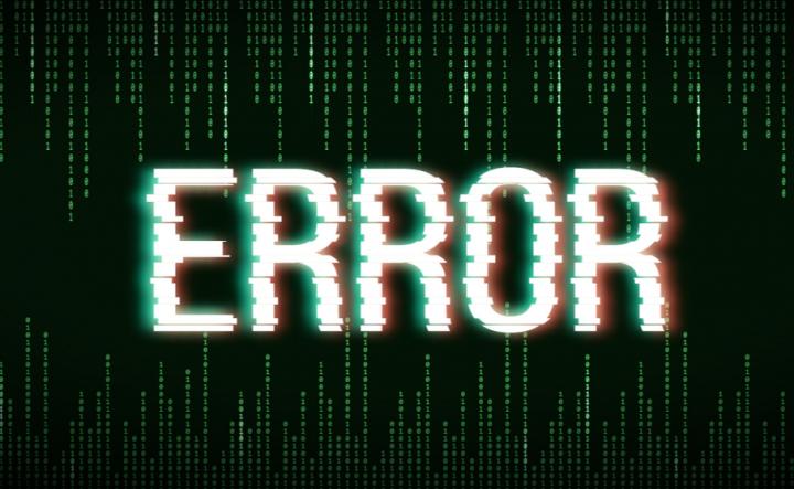 Not Register on Network Error