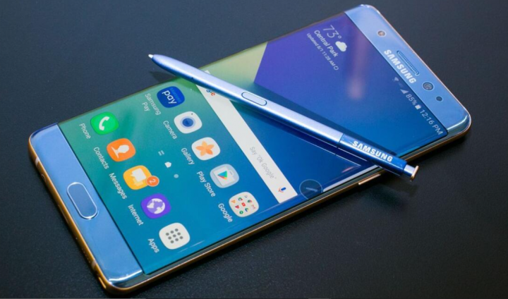 Note 7 Factory Rese