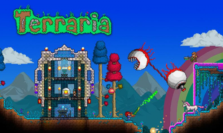 Terraria Zoom Out