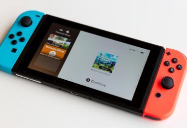 Nintendo Switch Warranty Check