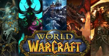 World of Warcraft Error #134