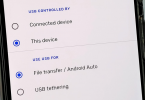 android 6.0.1 usb settings