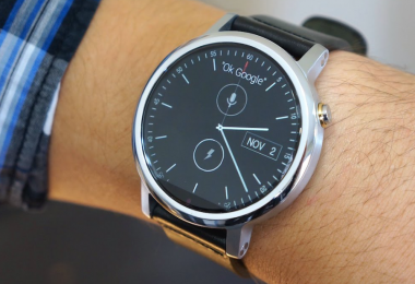 moto 360 android update