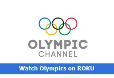 Watch Olympics on Roku