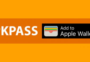 PKPASS File In iPhone
