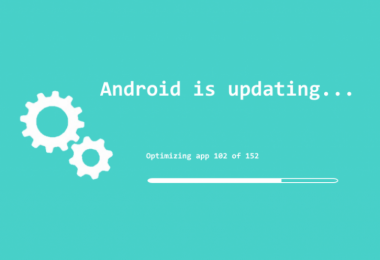 Android is upgrading