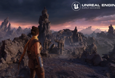 unreal engine is exiting